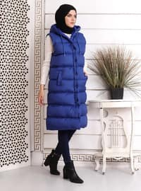 Saxe - Fully Lined - Vest