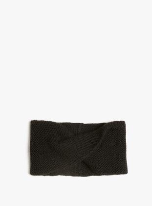 Black - Hair Accessory - Koton