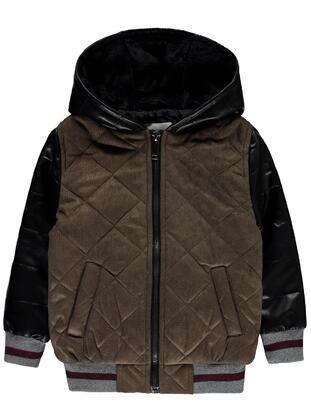 Brown - Boys` Jacket
