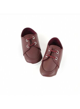Maroon - Sport - Baby Shoes