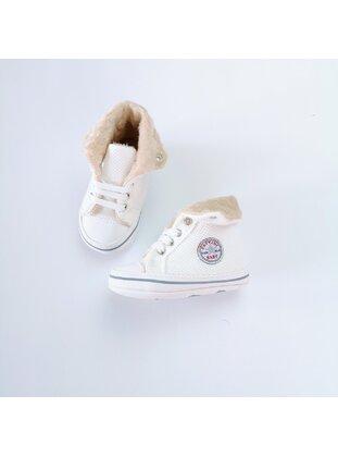 Ecru - Sport - Baby Shoes