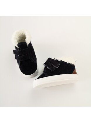Navy Blue - Sport - Baby Shoes