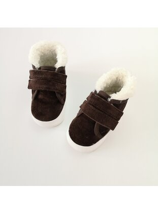 Brown - Sport - Baby Shoes