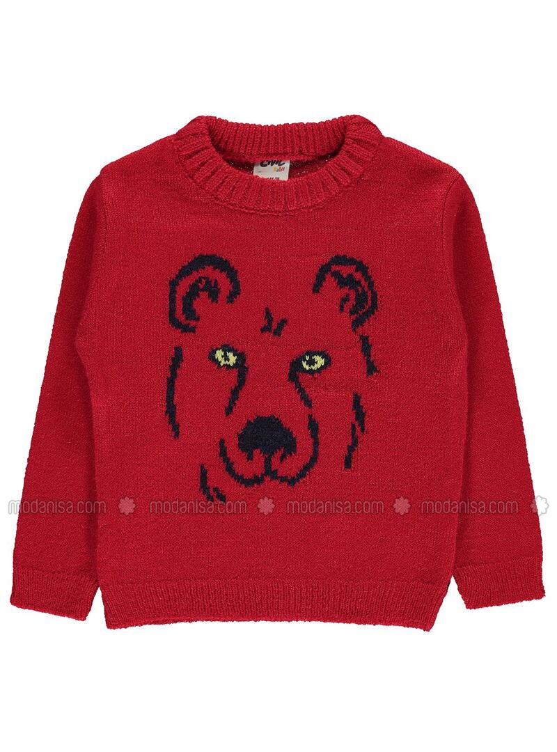 Red - Baby Jumpers