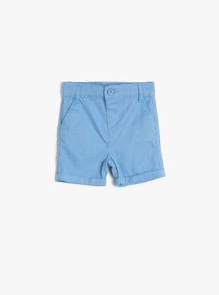 Indigo - Baby Shorts - Koton