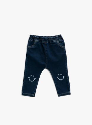 Indigo - Baby Pants - Koton