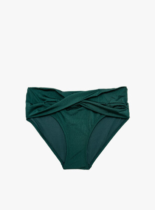 Olive Green - Bikini Bottom