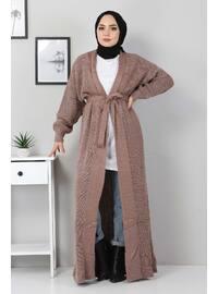 Unlined - Powder - Knit Cardigans