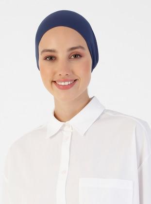 Navy Blue - Bonnet