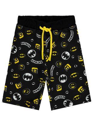 Black - Baby Shorts