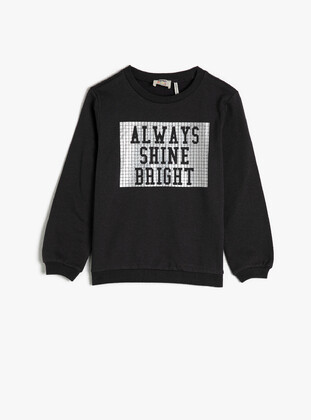 - Girls` Sweatshirt