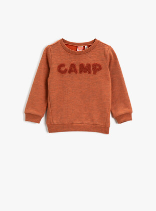 Terra Cotta - Baby Sweatshirts