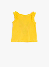 Yellow - Baby Underwear