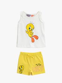 Ecru - Baby Underwear
