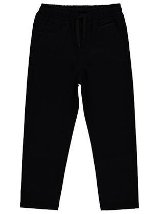 Black - Boys` Pants - Civil