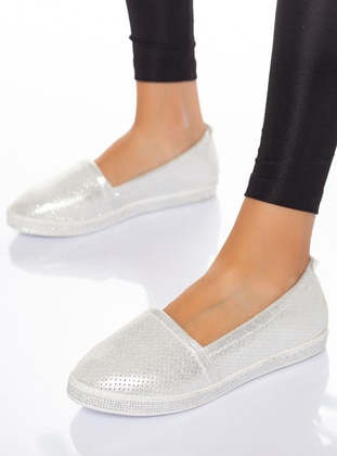 Casual - Silver tone - Casual Shoes