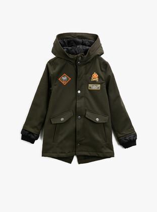 - Boys` Coat