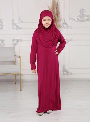 Cherry - Girls Prayer Dress