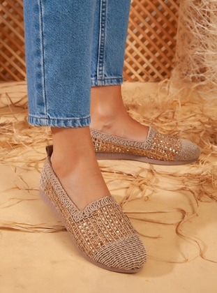 Casual - Copper - Casual Shoes