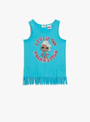 Turquoise - Girls` Underwear