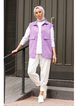 Lilac - Vest
