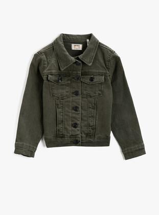 - Boys` Jacket