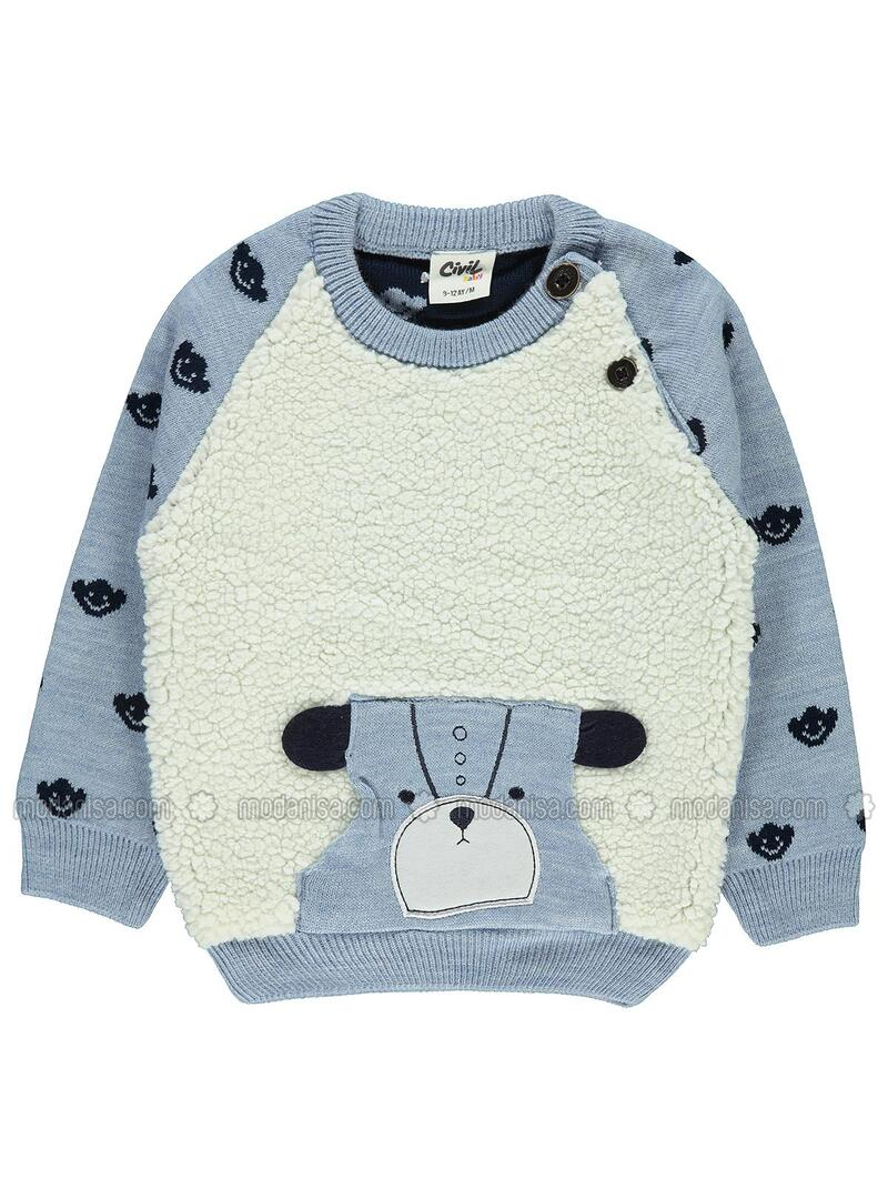Blue - Baby Jumpers
