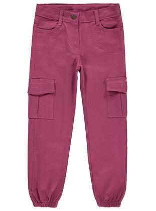 Plum - Girls` Pants - Civil