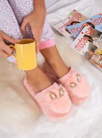 Sandal - Powder - Home Shoes