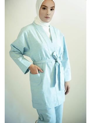 Blue - Kimono