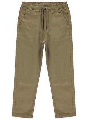 Camel - Boys` Pants - Civil