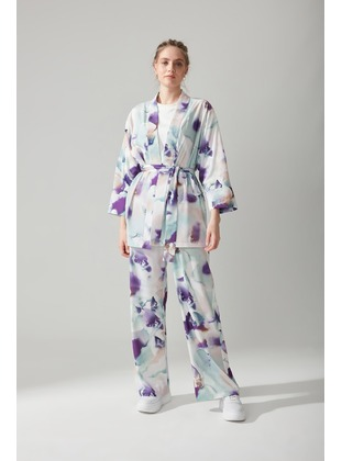 Crew neck - Kimono
