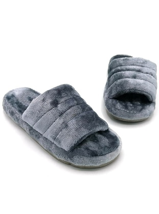 Sandal - Smoke - Home Shoes