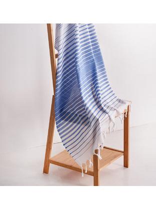 Blue - Cotton - Peshtemal