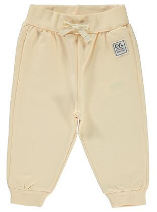 Cream - Baby Bottomwear