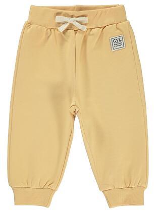 Yellow - Baby Bottomwear