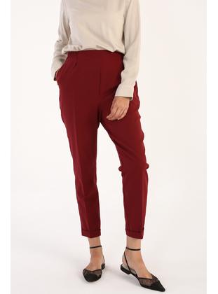 Maroon - Pants