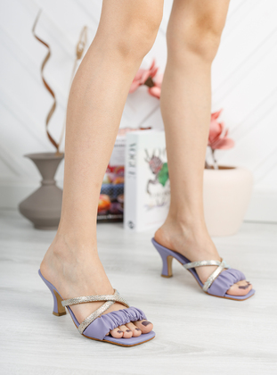Lilac - Slippers