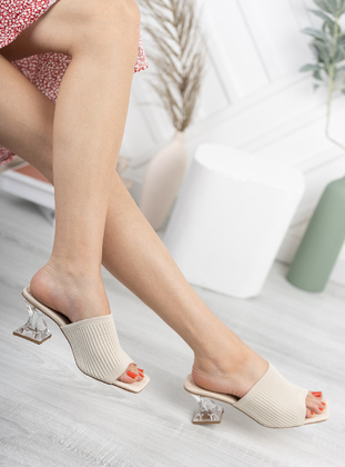 Nude - Slippers