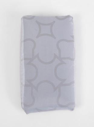 Foldable Pocket Prayer Rug - Light Powder