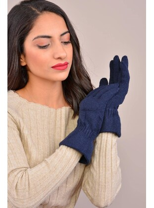 Navy Blue - Glove
