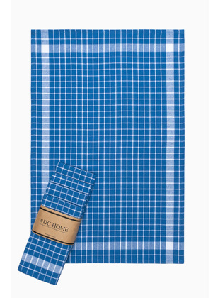 Blue - Cotton - Tea Towel