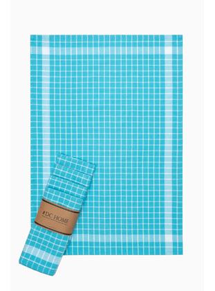 Turquoise - Cotton - Tea Towel