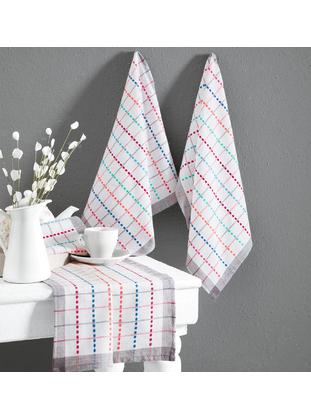 Multi - Cotton - Tea Towel