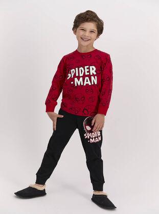 Red - Boys` Pyjamas