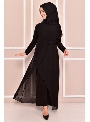 Black - Evening Jumpsuits