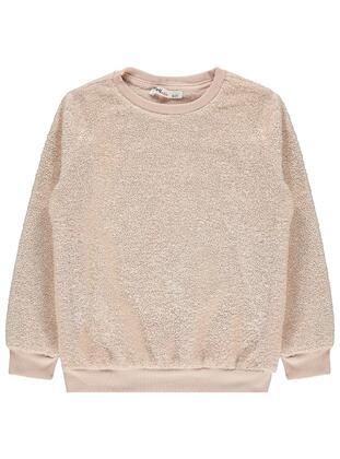 Salmon - Girls` Sweatshirt