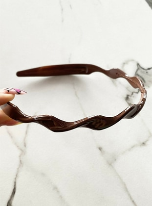 Brown - Hairband