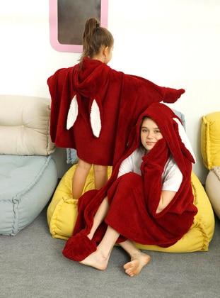 Maroon - Blanket