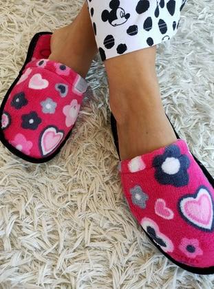 Fuchsia - Home Shoes